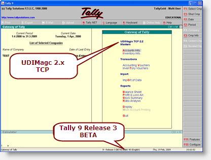 Tally 9.0 software download pc